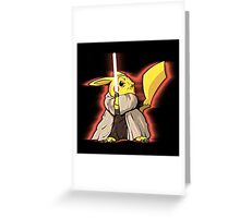 Starwars PIKA Greeting Card