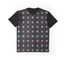 POCKET MONSTERS BALL COLLECTION Graphic T-Shirt