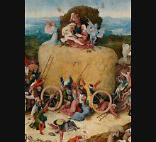 Hieronymus Bosch : The Hay Wain Unisex T-Shirt