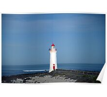 Port Fairy Lighthouse Poster