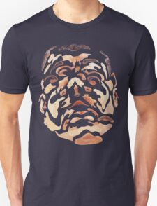 Exploding Face (Painted Stickers) Unisex T-Shirt