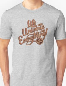 The Answer to the Question Unisex T-Shirt
