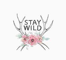 Stay Wild Unisex T-Shirt