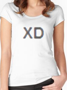 XD Women's Fitted Scoop T-Shirt