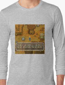 Harvest Moon x Hip Hop Long Sleeve T-Shirt