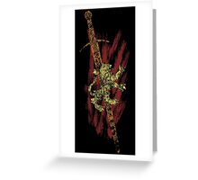 A Lannister Always Pays His Debts. Greeting Card