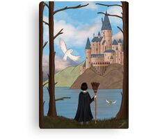 Harry Potter ONE Canvas Print
