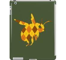 Argyle Bumblebee iPad Case/Skin