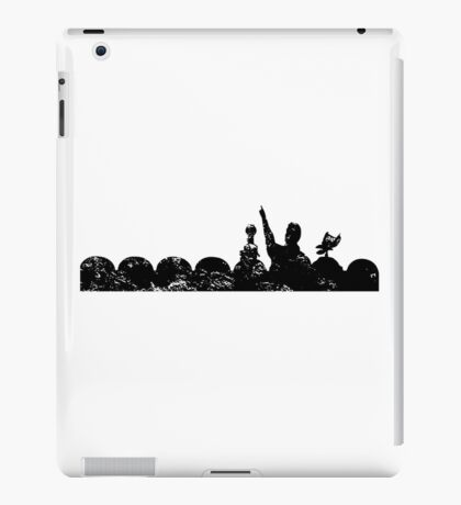 Vintage MST3K - light iPad Case/Skin