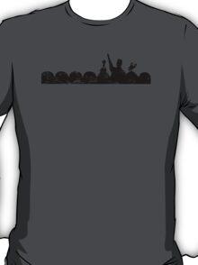 Vintage MST3K - light T-Shirt