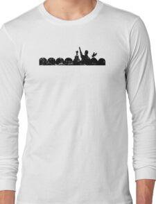 Vintage MST3K - light Long Sleeve T-Shirt