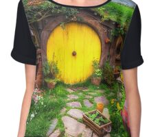home of Samwise Gamgee Chiffon Top