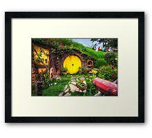 home of Samwise Gamgee Framed Print