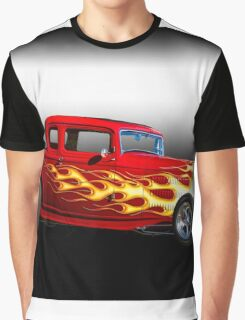 1932 Ford 'Five Window' Coupe Graphic T-Shirt