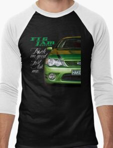 one of fig jams daily drivers Men's Baseball ¾ T-Shirt