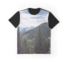 Tatra Mountains Graphic T-Shirt