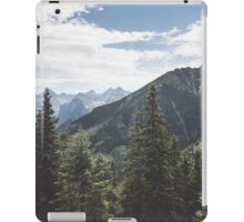 Tatra Mountains iPad Case/Skin