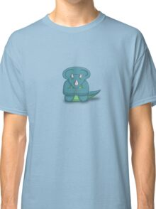 Little Triceratops - two lof bees Classic T-Shirt