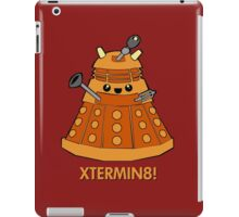 Xtermin8! iPad Case/Skin