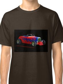 1932 Ford 'Blue Flame' Roadster Classic T-Shirt