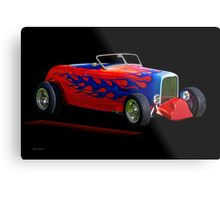 1932 Ford 'Blue Flame' Roadster Metal Print