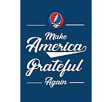 deadheads - make america grateful again Photographic Print