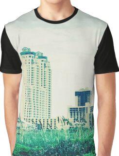 Nature meets City  Graphic T-Shirt
