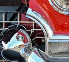 1955 Cadillac Eldorado Convertible Sticker