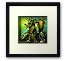 Bioshock Framed Print