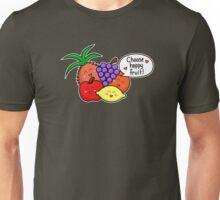 Happy Fruit - two lof bees Unisex T-Shirt