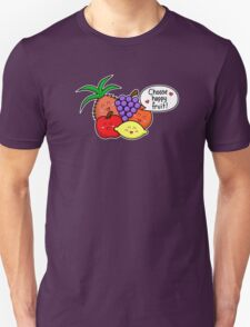 Happy Fruit - two lof bees Unisex T-Shirt