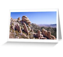 Who Does This Rock Look Like? Greeting Card