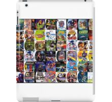 Sega Dreamcast games iPad Case/Skin
