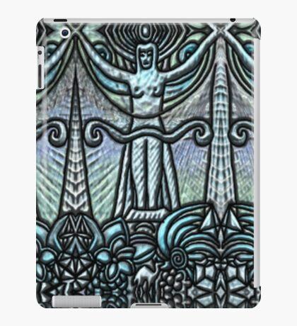 Tarot 2.- The Priestess iPad Case/Skin