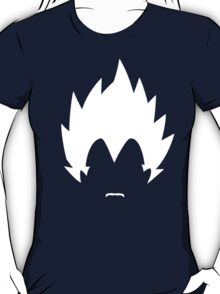 Vegeta with Mustache T-Shirt