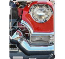 1955 Cadillac Eldorado Convertible iPad Case/Skin