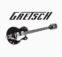 GRETSCH One Piece - Short Sleeve