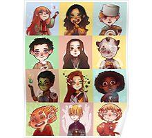 DAI kids Poster