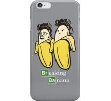 Breaking Banana iPhone Case/Skin