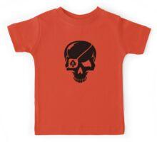 Poker skull ace Kids Tee