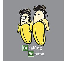 Breaking Banana Photographic Print
