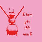 Love in Ant Form by Kadwell