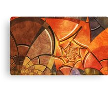 Sci-Fi Twist Canvas Print