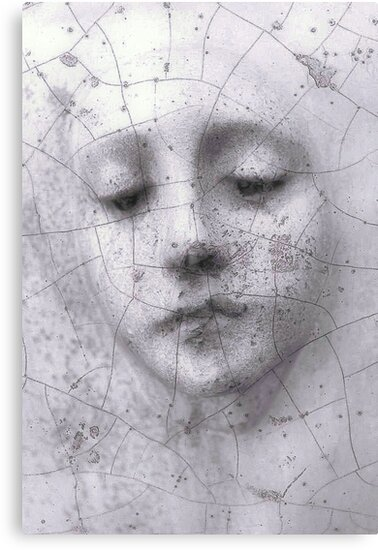 Woman On Vase by SuddenJim