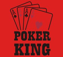 Poker king cards One Piece - Long Sleeve