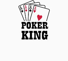 Poker king cards Unisex T-Shirt