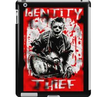 Identity Thief iPad Case/Skin