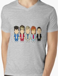 duran duran cartoon Mens V-Neck T-Shirt