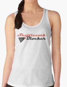 Shuttlecock blocker T-Shirt