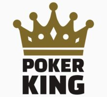 Poker king crown One Piece - Short Sleeve